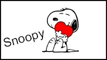 Kolekce Snoopy