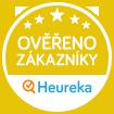 Ověřeno zákazníky - Heureka