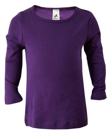 Dívčí triko C&A Palomino vel. 92,104 fialové