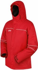 Lyžařská zimní bunda Loap vel. 164 červená