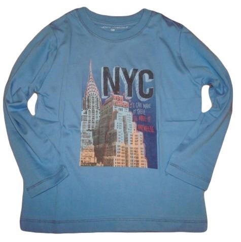 Chlapecké triko Wolf vel. 98,104,110,116,122 světle modré