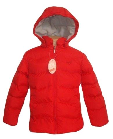 Zimní bunda Wolf vel. 116,128,140 červená