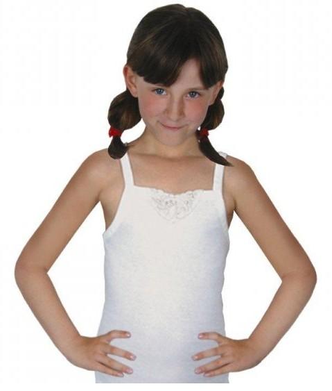 Dívčí košilka Lusinda vel.110,116,122,128,134,140,152