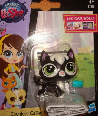 LPS Littlest Pet Shop 3954 Countess Cattery