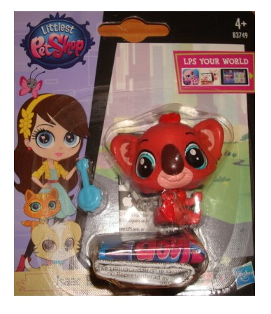 LPS Littlest Pet Shop 4062 Isaac Blake