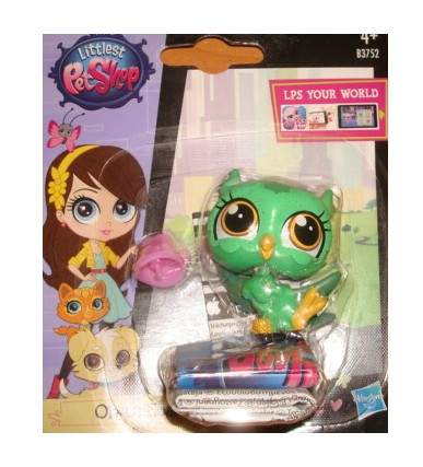 LPS Littlest Pet Shop 4065 Olwen Soares