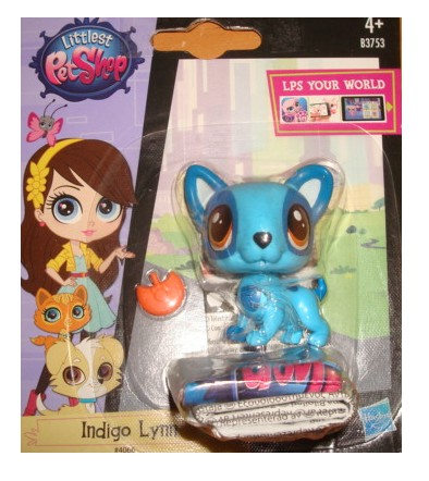 LPS Littlest Pet Shop 4066 Indigo Lynn