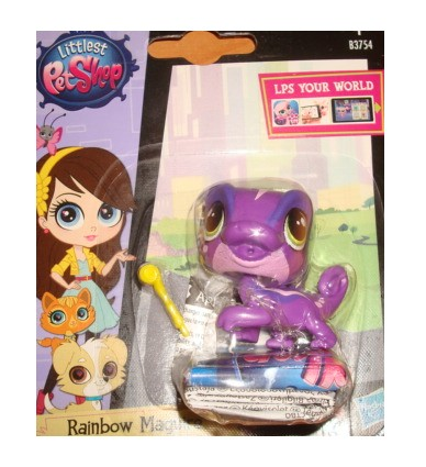 LPS Littlest Pet Shop 4067 Rainbow Maquire