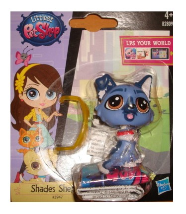 LPS Littlest Pet Shop 3947 Shades Shepard