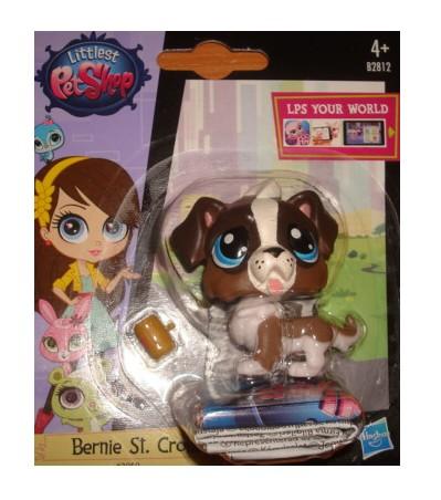 LPS Littlest Pet Shop 3950 Bernie St. Croix
