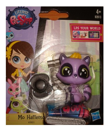LPS Littlest Pet Shop 3951 Mo Hattenson
