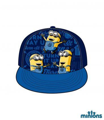 Kšiltovka - Baseballová čepice Mimoni vel. 52, 54