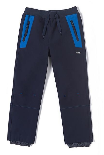 Softshellové kalhoty Wolf vel. 116,122,128,140,146 tmavě modré