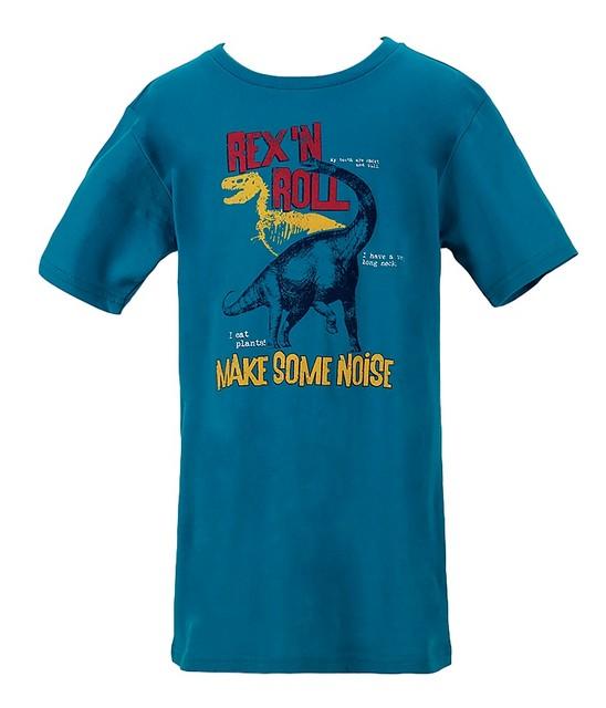 Chlapecké tričko Wolf vel. 116,122,128,134,140,146 petrolejové