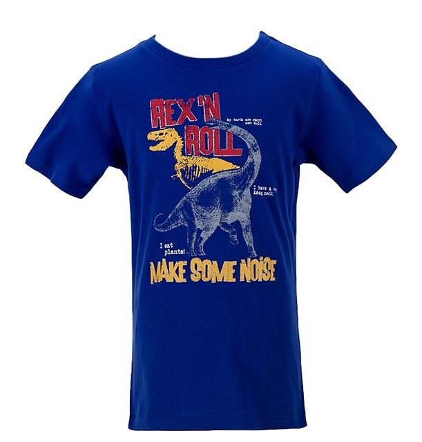 Chlapecké tričko Wolf vel. 116,122,128,140,146 modré