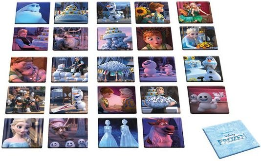 Pexeso Frozen - ledové království